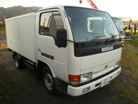ニッサン 6年 U-SP2F23 冷蔵冷凍車 1.5t